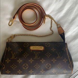 Louis Vuitton Monogram Eva bag